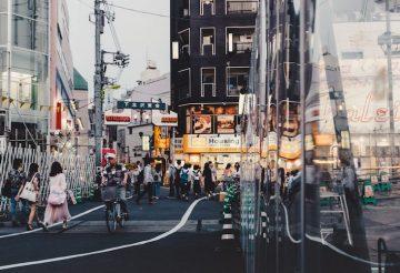 Tokyo thrift shopping
