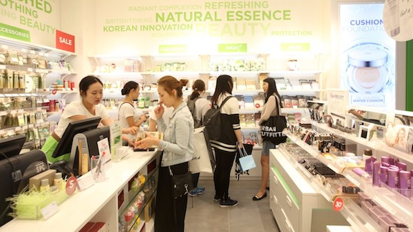 beauty shops in seoul