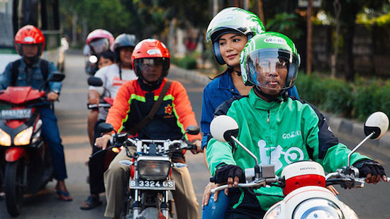 Gojek as a solid airport transfer bali alternative