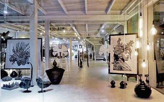 nyaman art gallery in seminyak copy