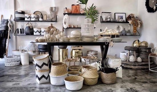 seminyak gorgeous furniture boutiques