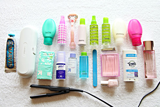 toiletries image