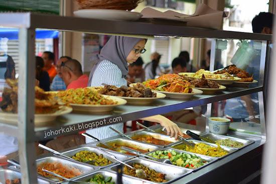 warung nasi campur in indonesia