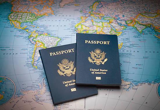international travel tips passport