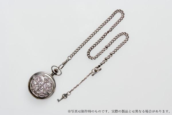 kuroshitsuji pocket watch phantomhive