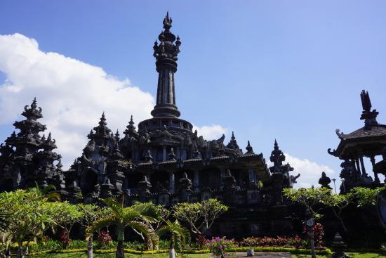 monumen bajra sandhi bali renon