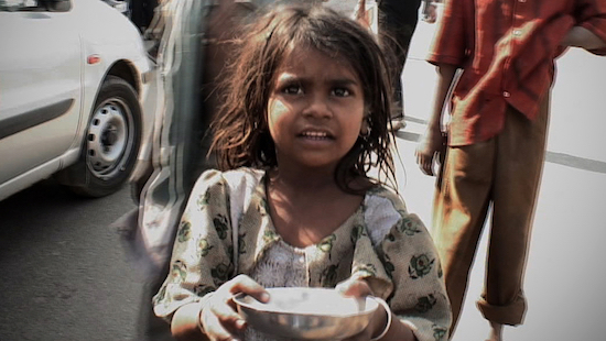 stop child begging