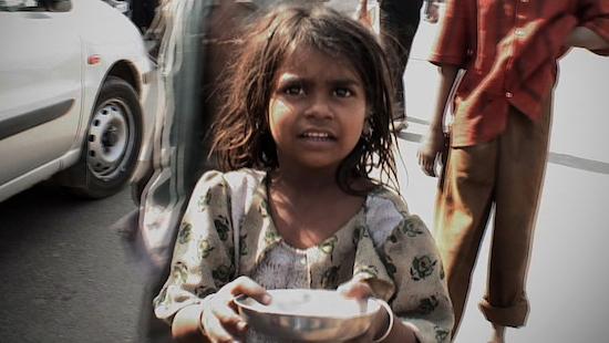 stop child begging