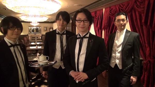 swallowtail butler cafe in ikebukuro