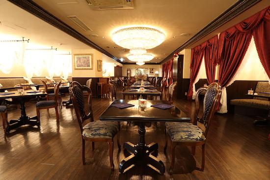 the interior of swallowtail butler cafe copy