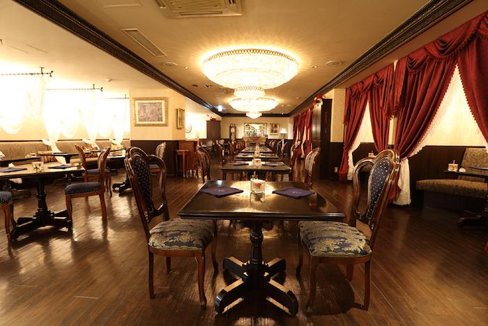 the interior of swallowtail butler cafe_featr