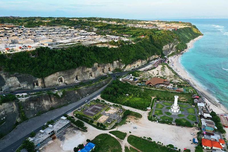 Places around Pantai Pandawa