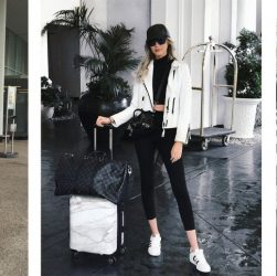 how to travel light and stay stylish