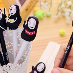 spirited away - buy stationery for travel souvenirs