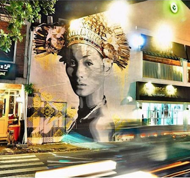 Nyaman Art Gallery Collaboration