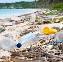 plastic waste beaches travel copy